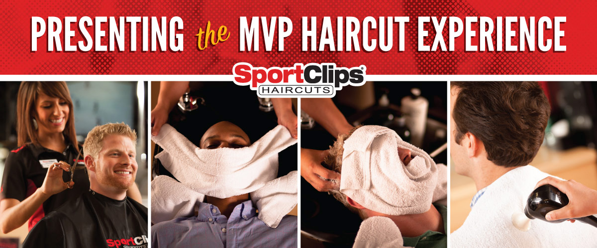 The Sport Clips Haircuts of San Antonio - Terrell Plaza MVP Haircut Experience